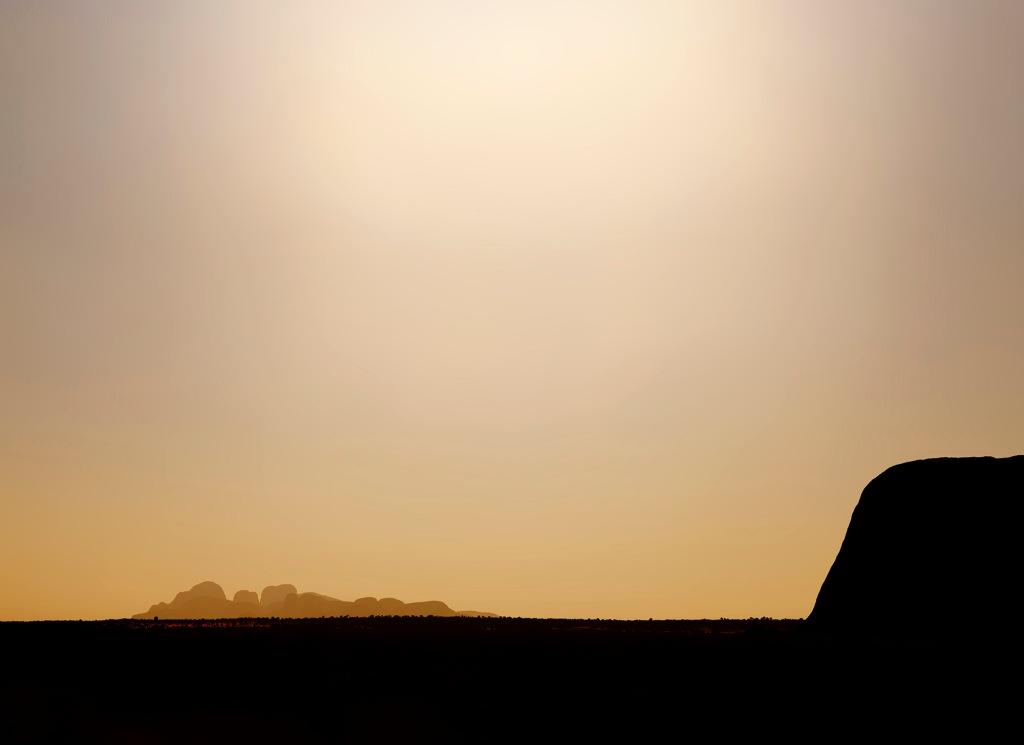 Kata Tjuta & Uluru